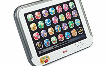 Fisher-Price CDG33 Smart Stages Tablet, Laugh and Learn Baby Electronic, Educational Tablet Toy, Suitable for 1 Year Old