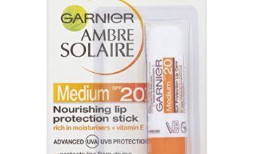 Ambre Solaire Lip Sun Protection Stick SPF20 4.7ml