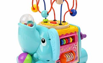 Top Bright Activity Cube Baby Toy for 1 Year Old Boy and Girl Gift, Toddler Toys for One Year Old Present