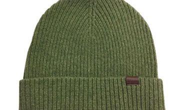 Rich Cotton 100% Merino Wool Beanie Winter Skull Stretch Skater Hat Warm Lined Cap Outdoor for Men Women