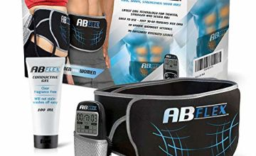 Ab Flex Ab Toning Belt for Slender Toned Stomach Muscles