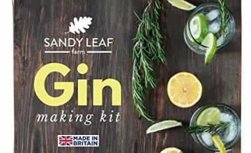 Gin Making Kit - Make Your own Gin at Home