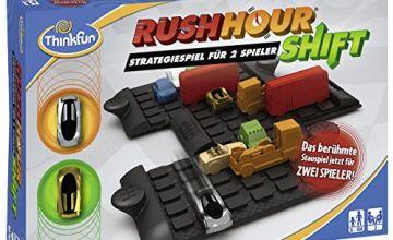 Ravensburger 76306Thinkfun Rush Hour Shift Game