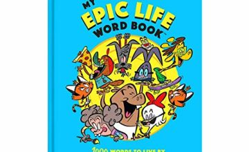 My Epic Life Word Book: 1000 Words to Live By (Mrs Wordsmith)