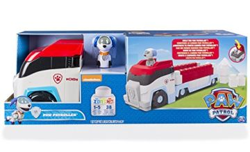 "Paw Patrol 6028697 ""Ionix Construction Paw Patroller"" Toy"