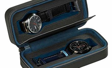 Ted Baker Travel Watch Black Brogue Beauty Case, 18 cm, Monkian