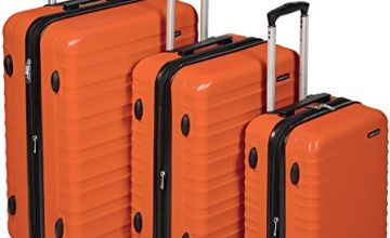 Save up to 20% on Luggage & Travel products from AmazonBasics and more