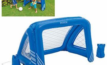 Intex 58507 - Water Polo Game, 140 x 89 x 81 cm, Blue