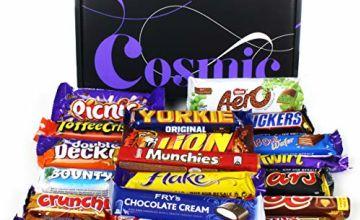 Just Treats Cosmic Chocolate Treasure Gift: Assorted