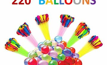 BeSquared Variety of Multicoloured and Multipurpose Balloons – For Parties, Birthdays, Weddings, Beach, Summer, Picnics, Carnival, Festivals and any Social Functions for both Adult and Children