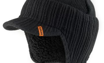 Scruffs Peaked Knitted Hat