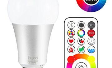B22 Colour changing Light Bulb