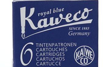 Kaweco ink cartridges short. Koenig blue