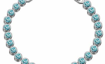 Susan Y bracelets for womens jewellery for women gifts for women gifts for her personalised gifts for mum ladies gifts friendship gifts birthday anniversary graduation gifts(Light Turquoise)