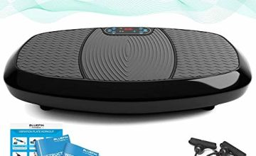20% off Bluefin Fitness Vibration Plates