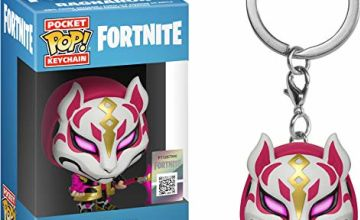 Funko 36978 Fortnite Drift POP Vinyl Figure, Multicolour