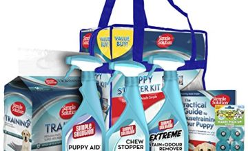 15% off Simple Solution Simple Solution Puppy House Training Starter Kit