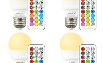 Jayool Colour changing light bulb