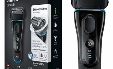 Braun Shaver for Men From Series 5 5140S Wet & Dry