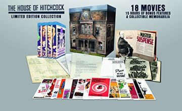 20% off on Hitchcock Boxsets