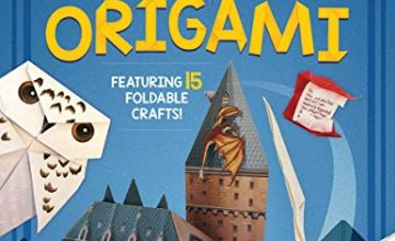 50% off Harry Potter Origami