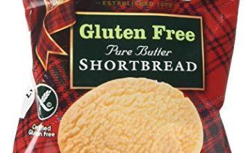 Walkers Shortbread Gluten Free Shortbread 30 g (Pack of 60)
