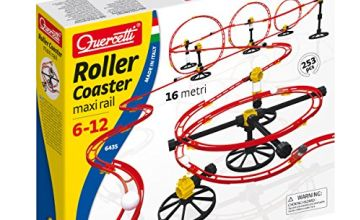 Quercetti Marble Run Roller Coaster