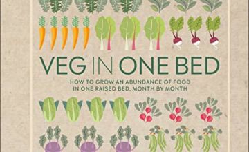 Save on Veg in One Bed: How to Grow an Abundance of Food in One Raised Bed, Month by Month and more