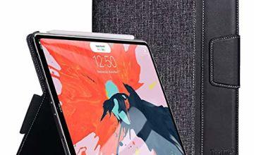 Toplive iPad Pro 11 Case (2018),[Support Apple Pencil Chargi