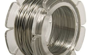 RAYHER Stainless Steel Modeling Wire, 0.5 mm ø, 10 m