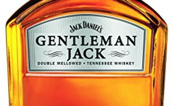 44% off Jack Daniel's Gentleman Jack Tennessee Whiskey, 70 cl