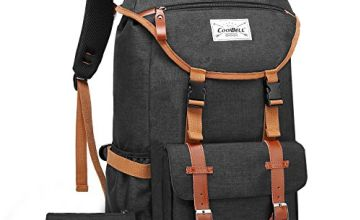 CoolBELL Laptop Travel Backpack Outdoor Rucksack Hiking Knap