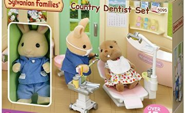 Sylvanian Families - Country Dentist Set