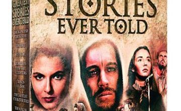 Save on The Greatest Stories Ever Told - Biblical Boxset [DVD] and more