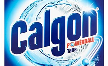 Save on Calgon 3-in-1 Washing Machine Water Softener Tablets, 75 Tabs and more