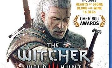Save on The Witcher 3