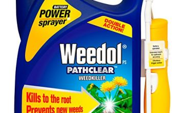30% off Weedol Pathclear 5L Power Sprayer