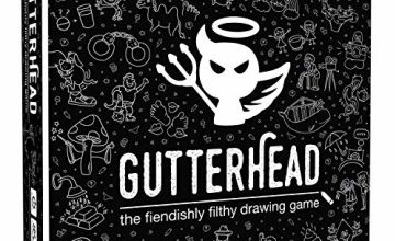Gutterhead - The Fiendishly Funny Drawing Game [Party Game]