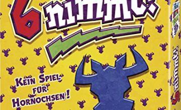 Amigo 4910 - 6 NIMMT - KARTENSPIEL -