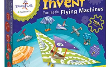 Creativity for Kids 3617200 Invent Fantastic Flying Machine