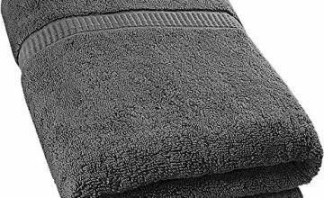 Utopia Towels - Soft Cotton Machine Washable Extra Large Bath Towel (89 x 178 cm) Bath Sheet