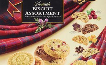 Walkers Scottish Biscuitt Assortment 900g