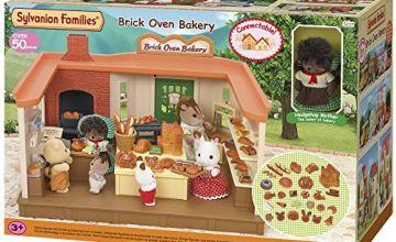 Sylvanian Families - Brick Oven Bakery Set