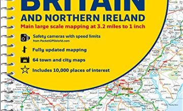 Save on 2020 Collins Big Road Atlas Britain and Northern Ireland and more