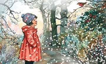 Save on Snow in the Garden: A First Book of Christmas and more
