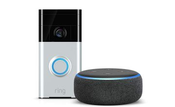 Buy Ring Doorbell and get an Echo Dot (at no additional cost)