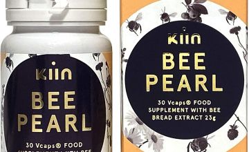 Save up to 15% on Kiin Bee Pearl: Organic and Natural Food Supplement