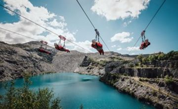 Zip World Velocity for Two – Week Round Special Offer