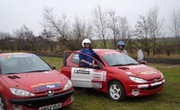Junior Ferrari and Rally Car Thrill
