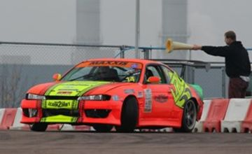 Half Day Drifting Class with 6 Passenger Laps